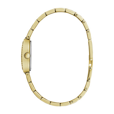 Caravelle Womens Gold Tone Bracelet Watch-44l246