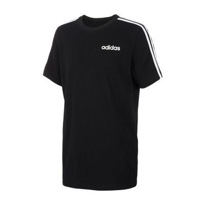 adidas Crew Neck Short Sleeve Graphic T-Shirt Preschool / Big Kid Boys