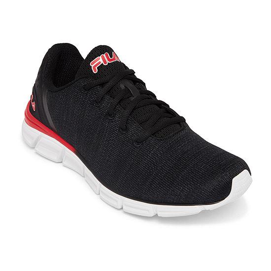Fila Memory Quickstart 2 Mens Lace-up Running Shoes