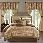 Madison Park Essentials Cadence 24-Pc Comforter Set