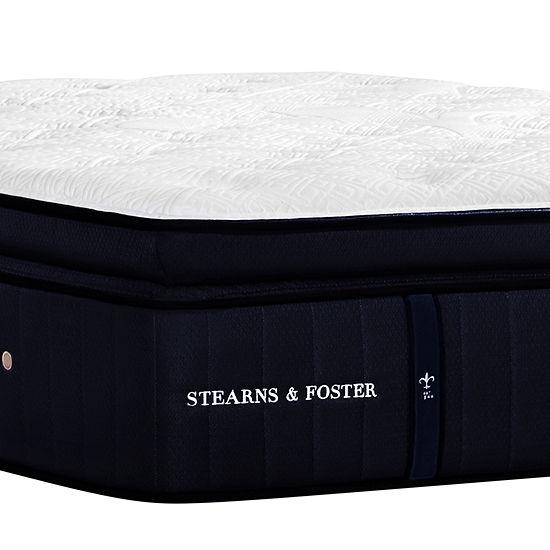 Stearns and Foster® Cassatt Luxury Plush EPT – Mattress Only