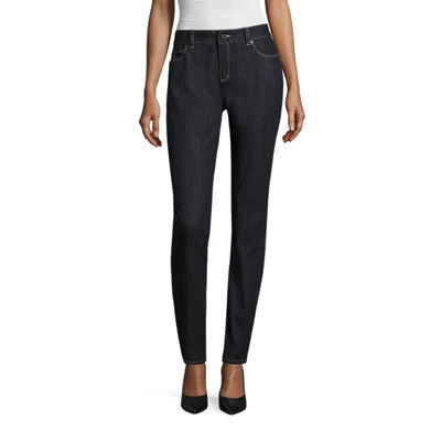 Liz Claiborne 5 Pocket Boyfriend Jean - Tall