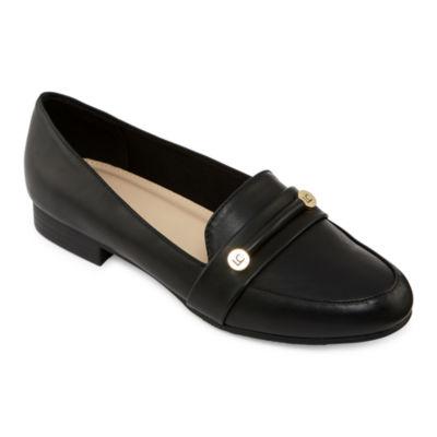 Liz Claiborne Womens Trish Loafers