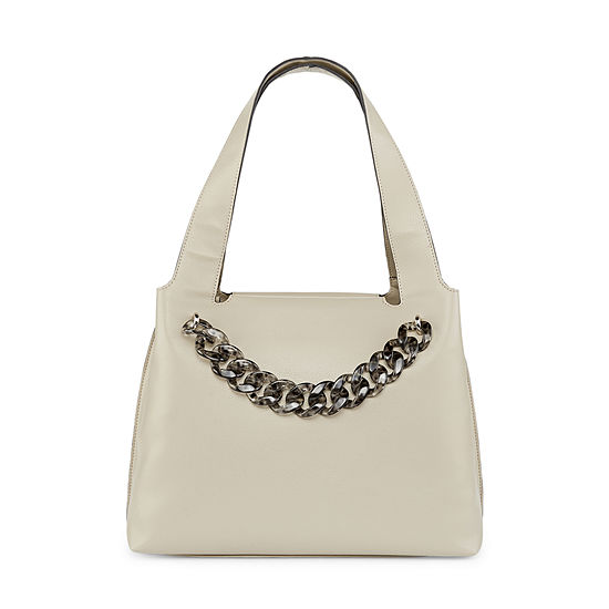 Bold Elements Chain Shoulder Bag
