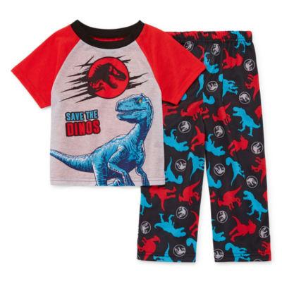 Jurassic World 2-pc Pajama Set - Boys