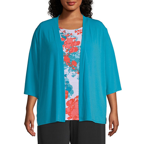East 5th Packable Cardigan - Plus