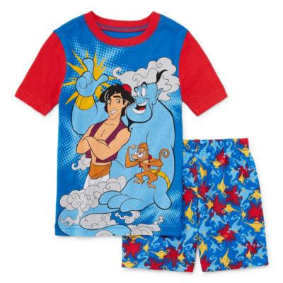 Disney 2-pc. Aladdin Pajama Set Boys