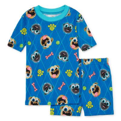 Disney PjsBoys Puppy Dog Pals Pyjama SetKids Puppy Dog Pals Pyjama