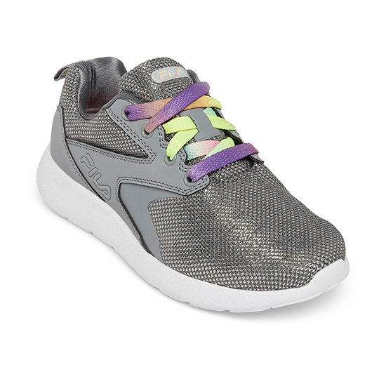 Fila Terreno Sparkle Girls Sneakers Lace-up