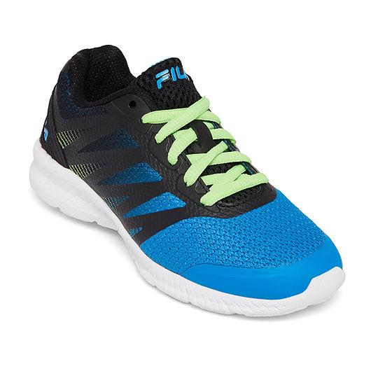 Fila Speedstride 3 Boys Running Shoes