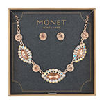 Monet Jewelry 2-pc. Orange Jewelry Set