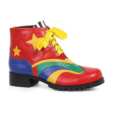 Clown Shoe Adult Multi, Medium , Multiple Colors