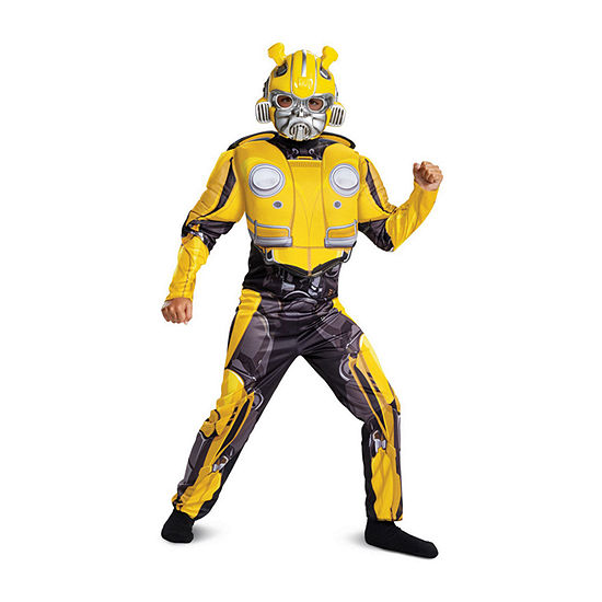 Transformers Bumblebee Movie Classic Muscle Child Costume