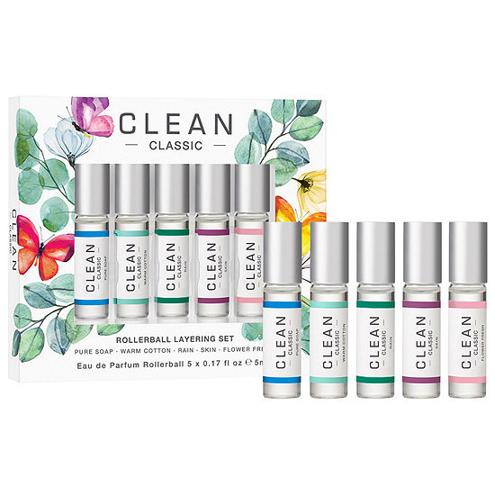 CLEAN RESERVE Classic- Rollerball Perfume Set