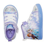 Disney Collection Frozen Toddler Girls Sneakers