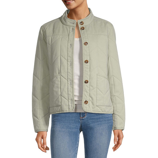 a.n.a Womens Quilted Jacket