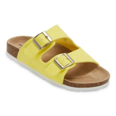 Arizona Fireside Womens Footbed Sandals