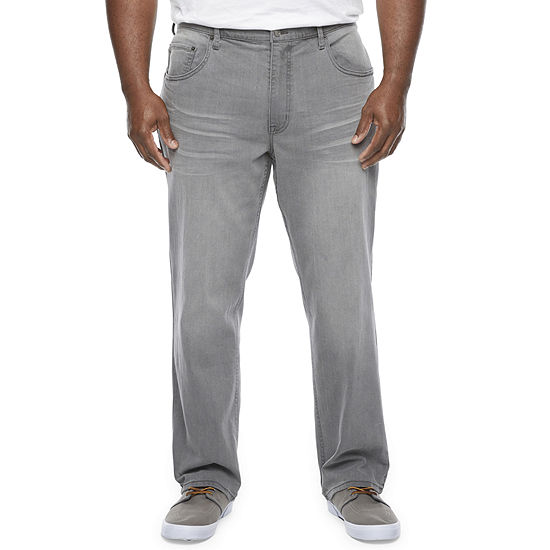 The Foundry Big & Tall Supply Co. Mens 541 Tapered Athletic Fit Jean