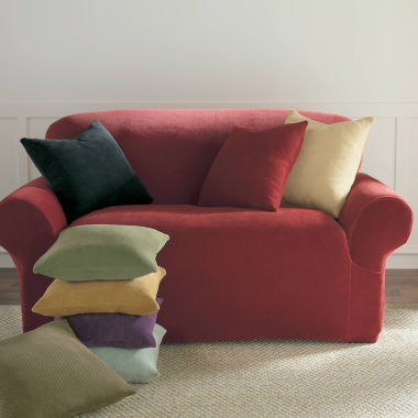 jcpenney.com | SURE FIT® Stretch Piqué Slipcover Collection