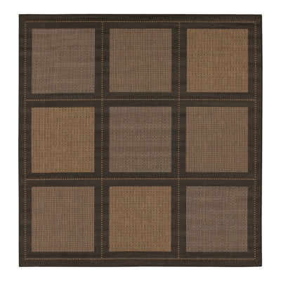 Couristan® Summit Indoor/Outdoor Square Rug