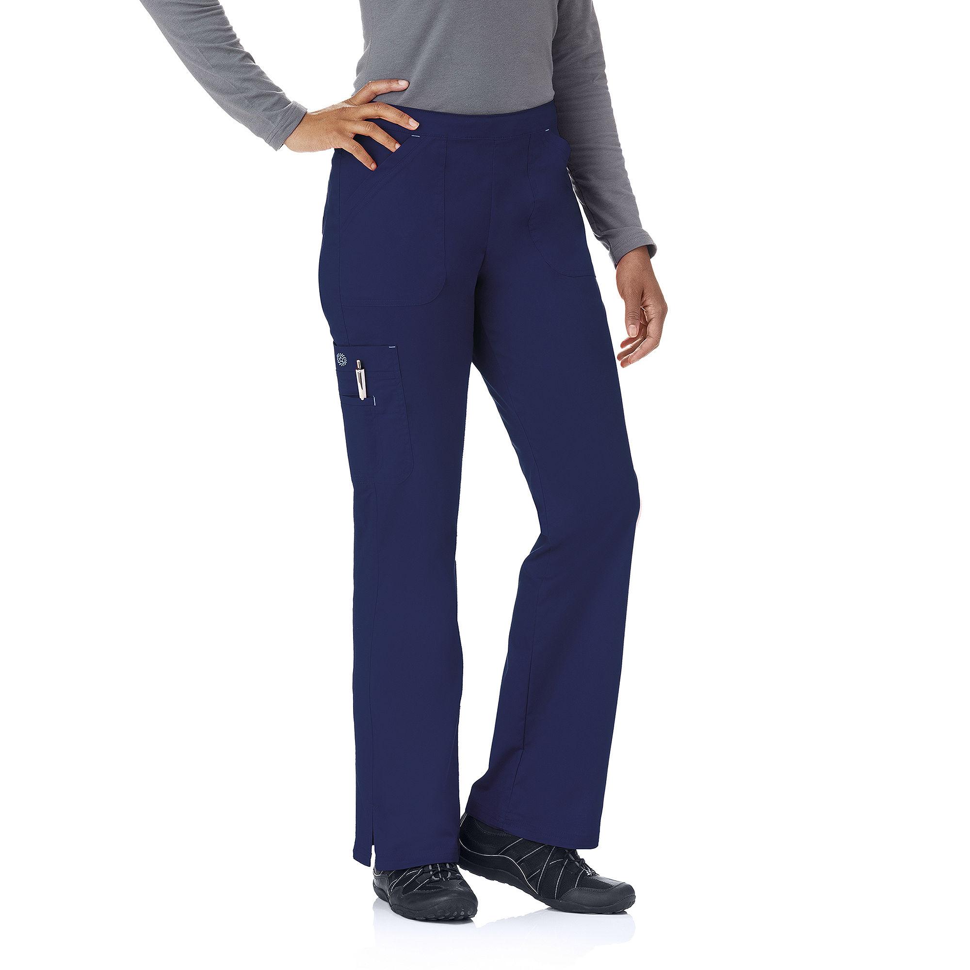Bio Stretch Womens Cargo Pants - Tall Plus plus size,  plus size fashion plus size appare