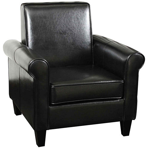 Monroe Bonded Leather Chair