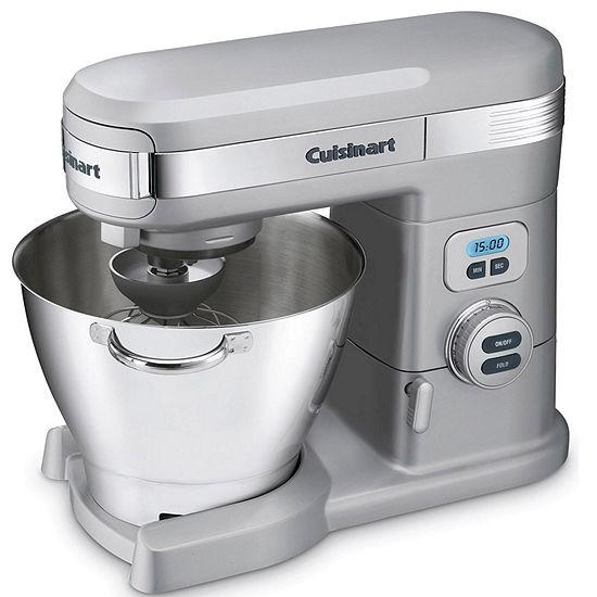Cuisinart® SM-55 5.5 Quart Stand Mixer