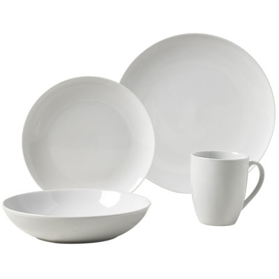 Tabletops Gallery® Collins 16 Pc. Ceramic Dinnerware Set