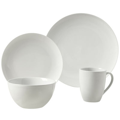 Tabletops Gallery® Adams 16 Pc. Ceramic Dinnerware Set
