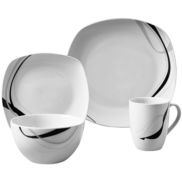 Tabletops Gallery® Carnival 16-pc. Dinnerware Set