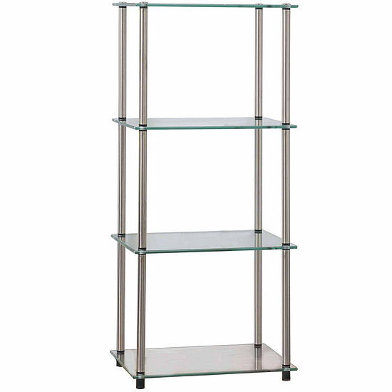 Dex 4-Tier Tower Standing Shelf
