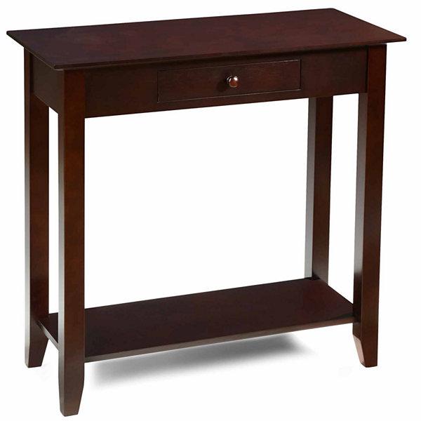rowan hall table jcpenney