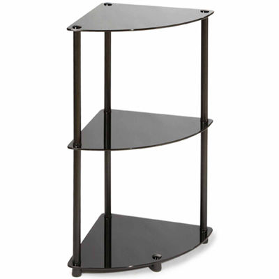 Whit 3-Tier Corner Shelf