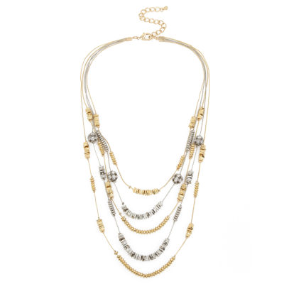 Boutique + Womens Illusion Necklace