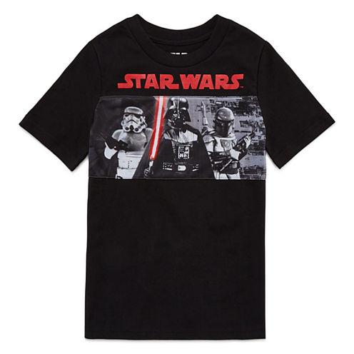 Star Wars Graphic T-Shirt-Preschool Boys