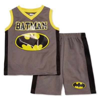 2-pc. Batman Short Set Toddler
