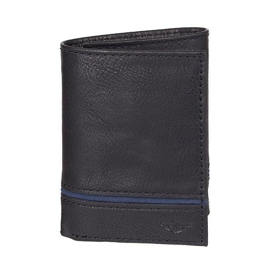 Dockers Mens Tri Fold Wallet