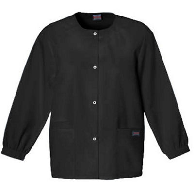Cherokee® 4350  Snap Front Warm-Up Jacket