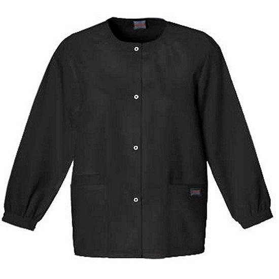 Cherokee 4350 Snap Front Warm Up Jacket