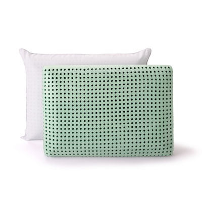 Authentic Comfort® Green Tea Jumbo Memory Foam 2-Pack Pillow