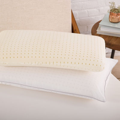 Authentic Comfort® Back and Side Sleeper Memory Foam Pillow