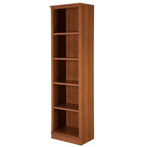 Morgan 5-Shelf Narrow Bookcase