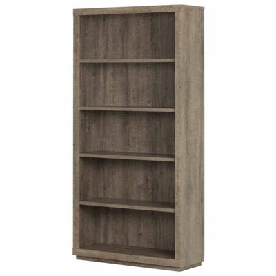 Kanji 5-Shelf Bookcase