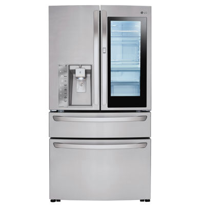 LG ENERGY STAR® 22.7 cu. ft. Smart Wi-Fi Enabled InstaView™ Door-in-Door® Counter-Depth Refrigerator