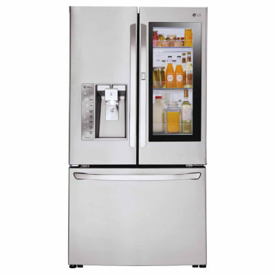 LG ENERGY STAR® 30 cu. ft. InstaView™ Door-in-Door® Refrigerator