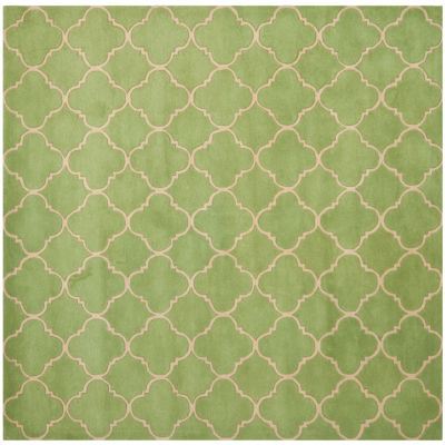 Safavieh Behram Geometric Hand-Tufted Wool Rug