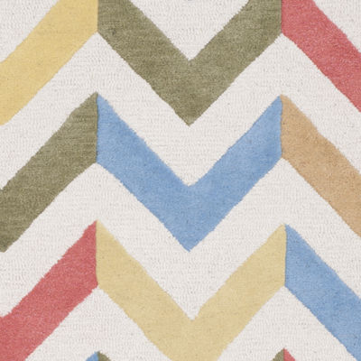 Safavieh Adella Chevron Hand-Tufted Wool Rug