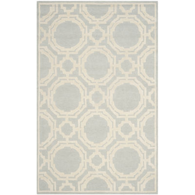 Safavieh Alex Geometric Hand-Tufted Wool Rug