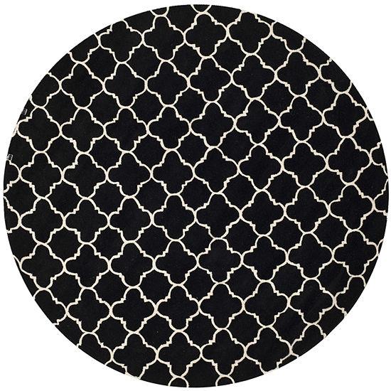 Safavieh Anna Geometric Hand Tufted Wool Rug