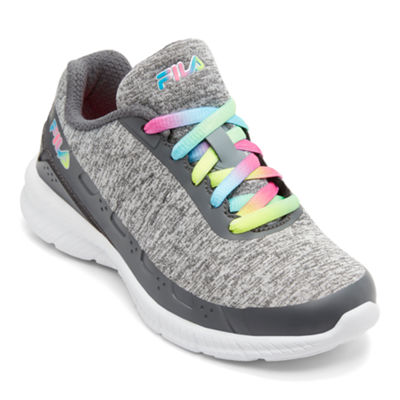 Fila Decimal Girls Running Shoes - Little Kids/Big Kids